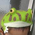 ベルツノ帽子