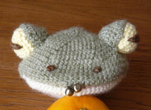 編みがま口