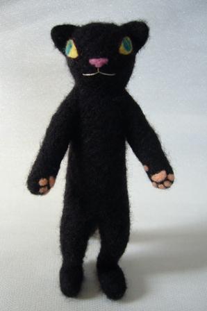 黒猫(中身)