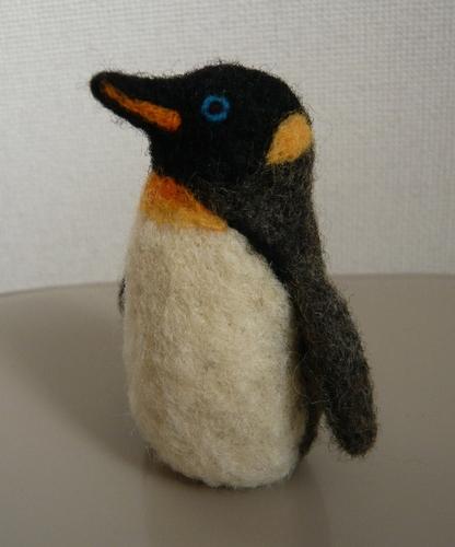 オウサマペンギン(ミニサイズ)
